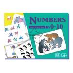 SKF-02 บัตรคำ-บัตรภาพ ชุดนับเลข 0-10