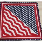 ผ้าพันคอลายธงชาติ