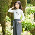 mu171 เสื้อ+กางเกงขายาว 3 ตัวต่อแพ็ค เด็กโต size 150-170