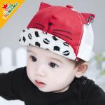 yu879 หมวกเด็ก 5 ใบต่อแพ็ค คละสี