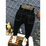 ye3099 กางเกงยีนส์ขายาว size 7-15 5 ตัวต่อแพ็ค