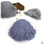 yu1202 หมวกเด็ก 5 ใบต่อแพ็ค **คละสี**