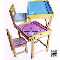 โต๊ะ-เก้าอี้ไม้