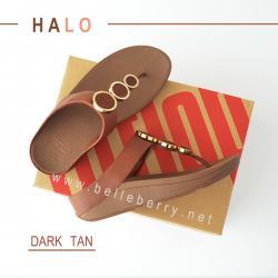 * NEW * FitFlop : HALO : Dark Tan : Size US 8 / EU 39