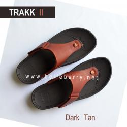 * NEW * FitFlop : TRAKK II : Dark Tan : Size US 8 / EU 41