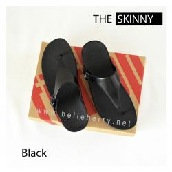 FitFlop The Skinny : All Black : Size US 5 / EU 36