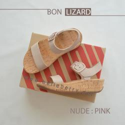 * NEW * FitFlop BON LIZARD : Nude Pink : Size US 8 / EU 39