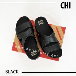 * NEW * FitFlop : CHI : Black : Size US 09 / EU 42