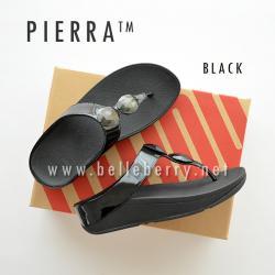* NEW * FitFlop Pierra : Black : Size US 8 / EU 39