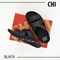 * NEW * FitFlop : CHI : Black : Size US 10 / EU 43