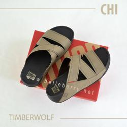 * NEW * FitFlop : CHI : Timberwolf : Size US 09 / EU 42