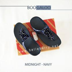 FitFlop : BOOGALOO : Midnight Navy : Size US 6 / EU 37