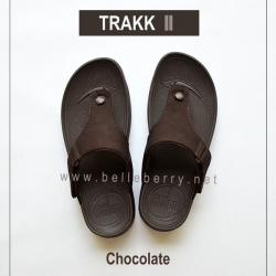 FitFlop TRAKK II : Chocolate : Size US 11 / EU 44