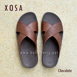 **พร้อมส่ง** FitFlop XOSA : Chocolate : Size US 12 / EU 45