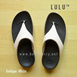 **พร้อมส่ง** รองเท้า FitFlop Lulu : Antique White : Size US 6 / EU 37