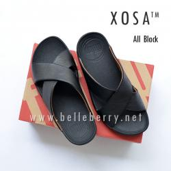 FitFlop XOSA : ALL BLACK : Size US 11 / EU 44