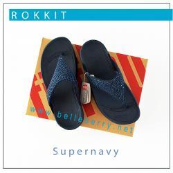 FITFLOP ROKKIT : SUPERNAVY : US 6 / EU 37