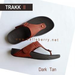 * NEW * FitFlop : TRAKK II : Dark Tan : Size US 11 / EU 44