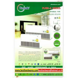 tasaki FUGE-A Series ขนาด : 19000 BTU/Hr. ประหยัดไฟฟ้าเบอร์ 5 มอก.1155-2536 และ มอก.2134-2545 ฟอกอากาศ สำหรับงานประมูล ราชการ