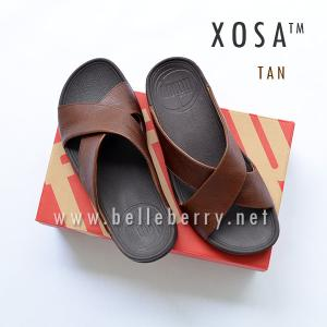 * NEW * FitFlop XOSA : TAN : Size US 12 / EU 45