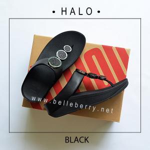 * NEW * FitFlop : HALO : Black : Size US 9 / EU 41