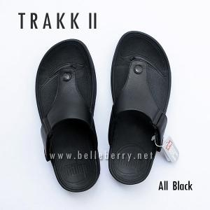 **พร้อมส่ง** FitFlop TRAKK II : All Black : Size US 12 / EU 45