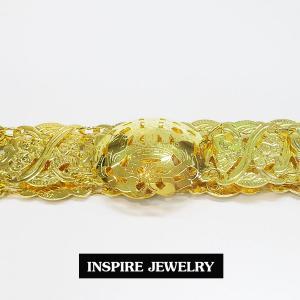 Inspire Jewelry ,เข็มขัด แบบโบราณ สวยงาม สำหรับการแต่งกายชุดไทย งานบวชนาก ชุดพื้นเมือง ใส่กับผ้าไทย การะเกตุ ตามรอยละคร แต่งไทย บุพเพสันนิวาส