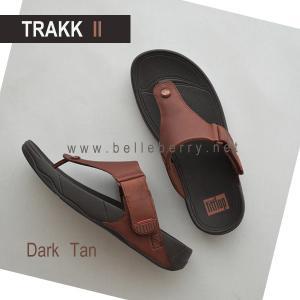 * NEW * FitFlop : TRAKK II : Dark Tan : Size US 10 / EU 43