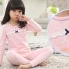 pr1053 ชุดนอน เสื้อ+กางเกง เด็กโต size 150-165 3 ตัวต่อแพ็ค