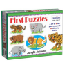 Creative Educational Aids - First Puzzles : Jungle Animals