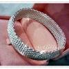 กำไลเงิน silver plated1microns