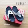 **พร้อมส่ง** รองเท้า FitFlop FLORA : Urban White : Size US 5 / EU 36