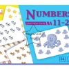 SKF-03 บัตรคำ-บัตรภาพ ชุดนับเลข 11-20