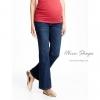 กางเกงยีนส์คนท้องขายาวOldnavy Materniy FULL-PANEL