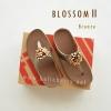 * NEW * FitFlop Blossom II : Bronze : Size US 7 / EU 38
