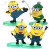 Minion ชุด 4 ตัว จาก Despicable Me