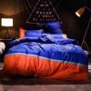 ชุดเครื่องนอนเกรดพรีเมี่ยม ผ้าคอตตอน 6 ฟุต (ส่งฟรีพัสดุ / ems. 150 บ.)