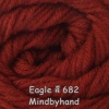 ไหมพรม Eagle กลุ่มใหญ่ สีพื้น รหัสสี 682