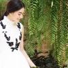 [[หมด]] Hot Item!Ribbon Flower embellished turtle neck lace dress เดรสลูกไม้ปักดอกไม้ดำ งานแบรนด์ Tohns
