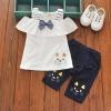 เสื้อ+กางเกง size S-XL 4 ตัวต่อแพ็ค **พร้อมส่ง**