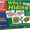 Creative Educational Aids - Who's Hiding?