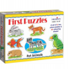 Creative Educational Aids - First Puzzles : Pet Animals
