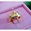 แหวนทอง0.5microns