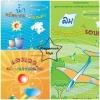 SB-034 หนังสือวิทยาศาสตร์สำหรับเด็ก : น้ำ,แสงแดด และ ลม