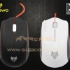 "USB Optical Mouse (มาโคร) ""NUBWO"" (Alien) X4-Gaming"