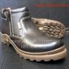 รองเท้าหนัง Caterpillar หนังแท้ สีดำ size 40-44