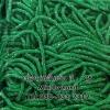 เชือกร่มดิ้นเงิน รหัสสี 26 สีเขียว