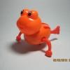 กบไขลานว่ายน้ำ สีส้ม