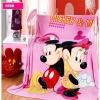 ผ้าห่ม Mickey & Minnie ชมพู 2