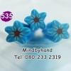 แท่ง Polymer Clay รูปดอกไม้ ลาย 535